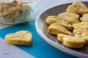 Recette Biscuits au maïs (vegan)