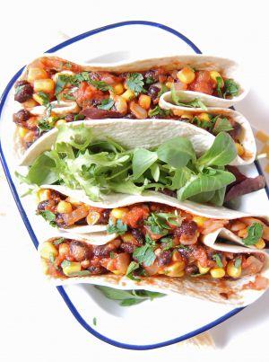 Recette Haricots noirs à la mexicaine - la recette de notre placard #3