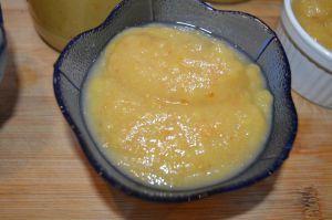 Recette Compote pomme poire