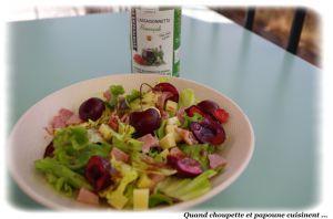 Recette Salade fraîcheur a ma facon