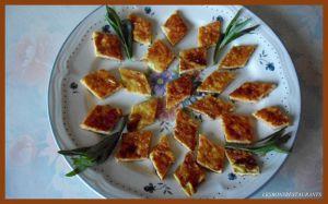 Recette Frittatas de carottes