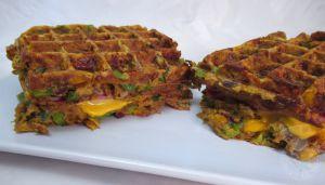 Recette Croque omelette