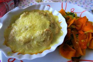 Recette Coquilles St-Jacques au Riesling