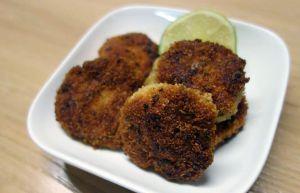 Recette Mini burgers de poulet mauricien