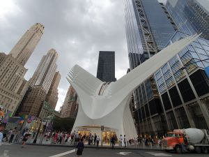 Recette New-York, Financial District