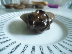 Recette Petits moelleux a la fève tonka