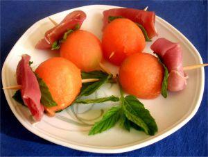 Recette Jambon Melon