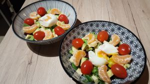 Recette Salade vitaminée d'hiver