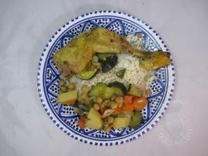 Recette Couscous de riz