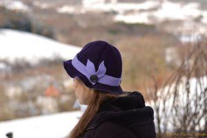 Recette {DIY} Un Chapeau en polaire un brin rétro