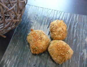 Recette Nuggets de poulet maison : estragon et sésame (au thermomix ou sans)