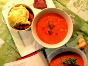 Recette Soupe de tomate et fenouil