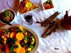 Recette Avocats farcis