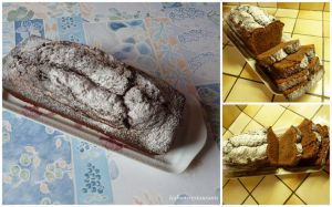 Recette Cake au nutella
