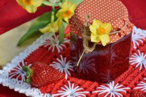 Recette Confiture de fraises allégée en sucre