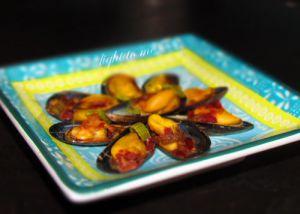Recette Moules à la sauce aux haricots rouges (ou noirs)