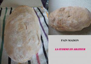 Recette Pain