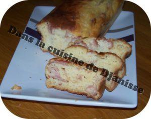 Recette Cake aux jambons