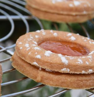 Recette Biscuits couronnes