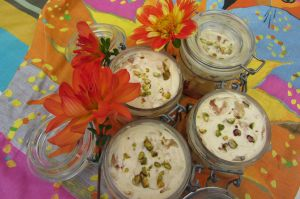 Recette Tiramisu aux nectarines