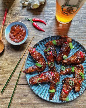 Recette Korean fried chicken