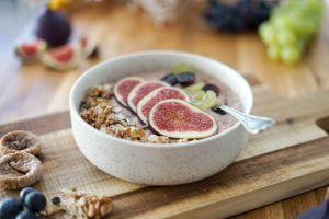 Recette Smoothie bowl aux figues