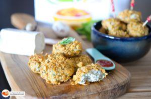 Recette Nuggets croustillants de poulet Sans Gluten