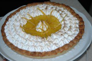 Recette Tarte au citron meringuée ou non