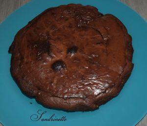 Recette Gâteau au chocolat de madame Rollant, prof de math au collège J. Henri Fabre