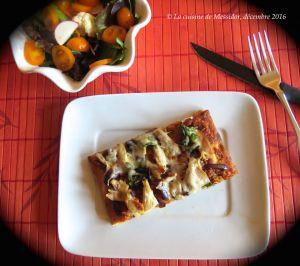 Recette Ma cuisine au temps du coronavirus (11) - Restes inspirants