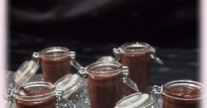 Recette Crème légère au chocolat au Cookéo
