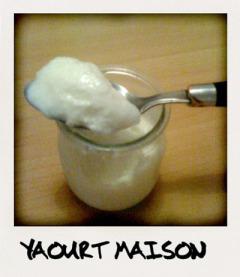 Recette Yaourts maison au lait concentré (cuit vapeur)
