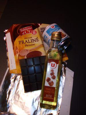 Recette Pâte à tartiner maison pour remplacer le nutella