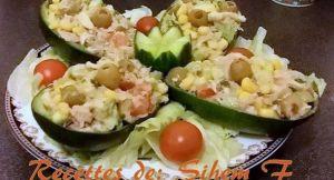 Recette Salade avocat et maïs