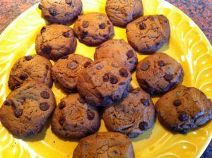 Recette Cookies tout prêts! juste à cuire