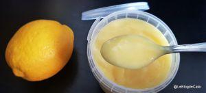 Recette Lemon curd ig bas (keto, low carb, sans gluten)