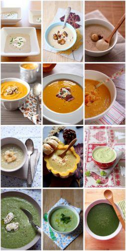 Recette Soupes