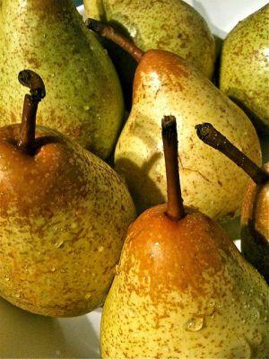 Recette Compote de poires