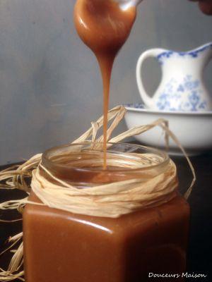 Recette Pâte à Tartiner au Caramel Beurre Salé