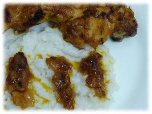 Recette Cuisse de poulet au miel