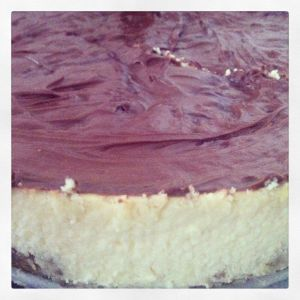 Recette Cheesecake au Nutella