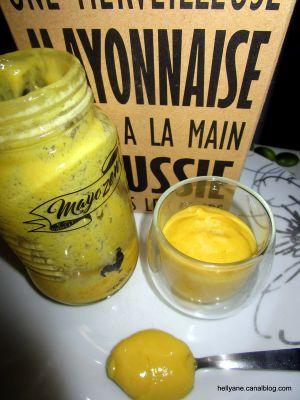 Recette Mayonnaise avec un shaker