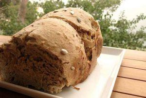 Recette Pain au seigle au four à pain traditionnel