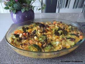 Recette Légumes rôtis au four