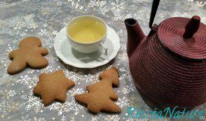 Recette Tisane de Fleurs de Sureau du Jardin... pour Accompagner des Biscuits de Noël