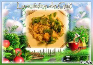 Recette Salade de crevettes à l'huile d'orange de QUITOQUE