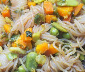 Recette Idées pour accompagner ma recette de petits légumes