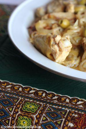 Recette Yassa Poulet •le mariage de la cuisine africaine & Amora