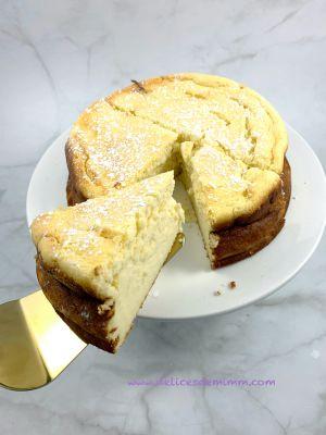 Recette Saint-Amour : le nuage au fromage blanc