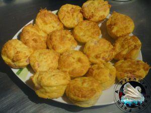 Recette Muffins au jambon